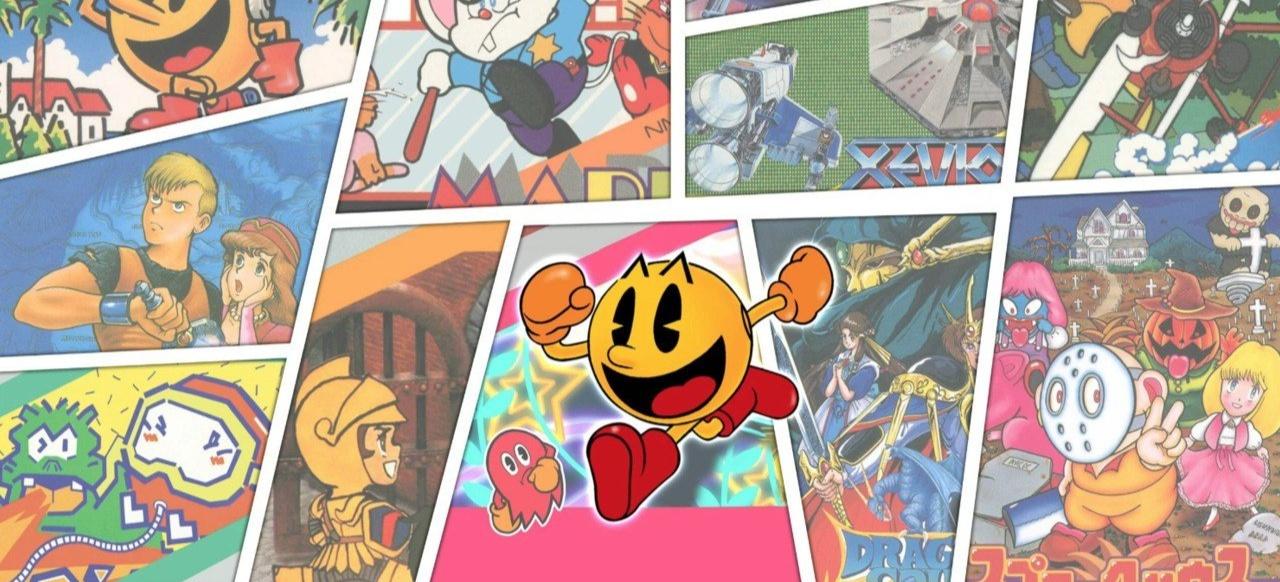 Namco Museum Archives Volume 1+2 (Arcade-Action) von Bandai Namco
