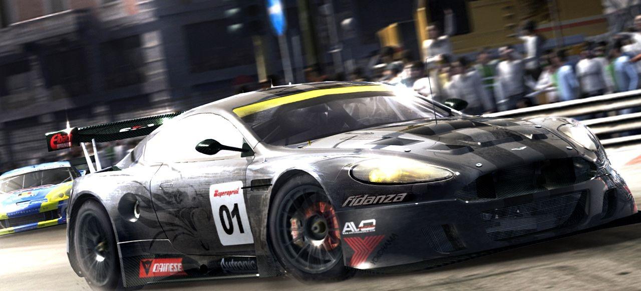 Race Driver: GRID (Rennspiel) von Codemasters