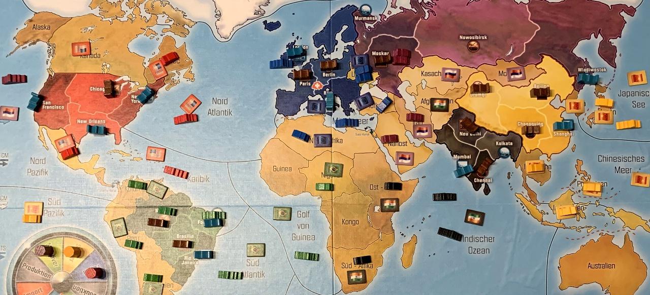 Imperial 2030 (Brettspiel) von PD-Verlag