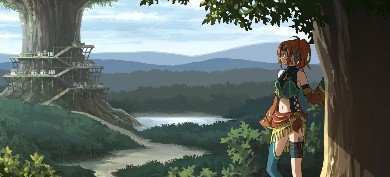 Ys: Memories of Celceta (Rollenspiel) von NIS America / Flashpoint / XSEED Games / Marvelous