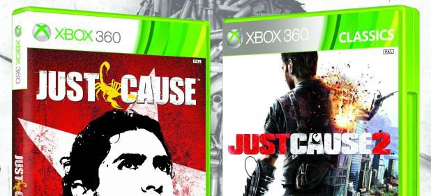 Just Cause Collection (Action) von Square Enix