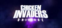 Chicken Invaders Universe: Feuer frei für die galaktische Hühnerjagd