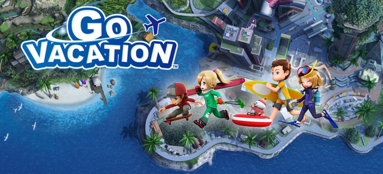 Go Vacation (Musik & Party) von Namco Bandai / Nintendo