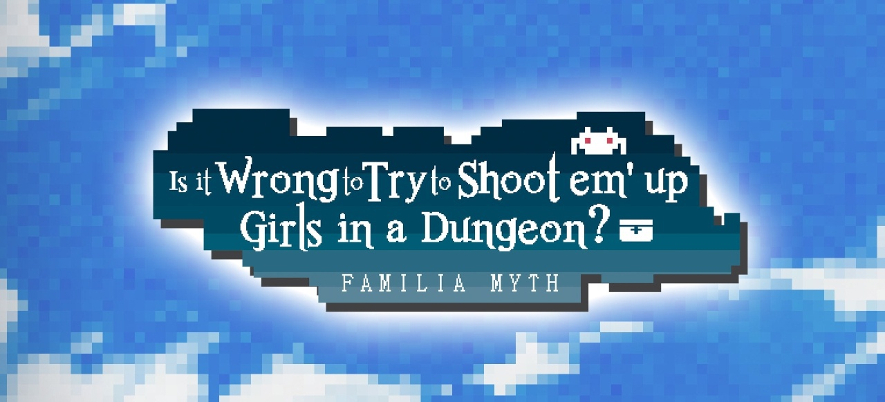 Is It Wrong to Try to Shoot 'em Up Girls in a Dungeon? (Arcade-Action) von PQube