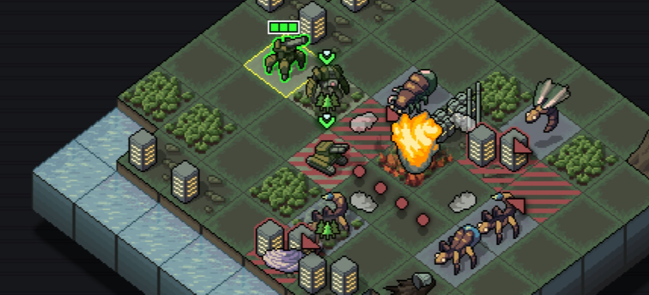 Into the Breach (Strategie) von Subset Games