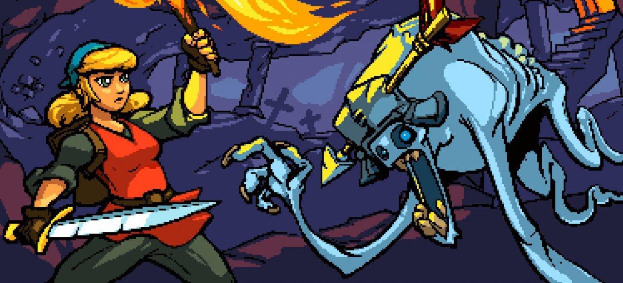 Crypt of the NecroDancer (Geschicklichkeit) von Brace Yourself Games