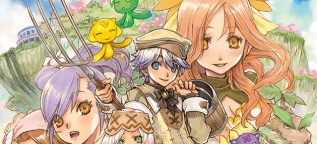Rune Factory: Oceans (Rollenspiel) von Rising Star Games / Koch Media