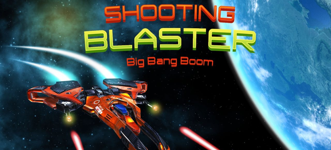 Shooting Blaster Big Bang Boom (Arcade-Action) von SRM Games