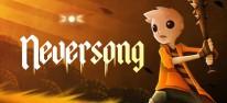 Neversong: Düsterer Plattformer der Pinstripe-Macher über einen aus dem Koma erwachten Jungen