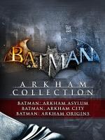 Alle Infos zu Batman: Arkham Collection (360,PC,PlayStation3)