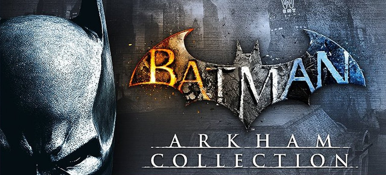 Batman: Arkham Collection (Action) von Warner Bros. Interactive Entertainment