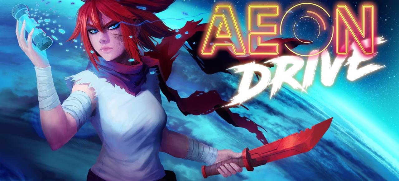 Aeon Drive (Plattformer) von Critical Reflex