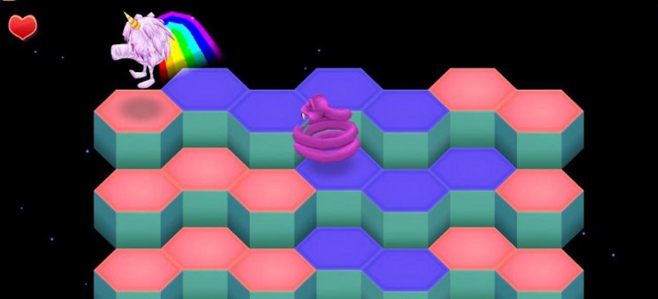 Q-Bert Rebooted (Plattformer) von LOOT Interactive LLC
