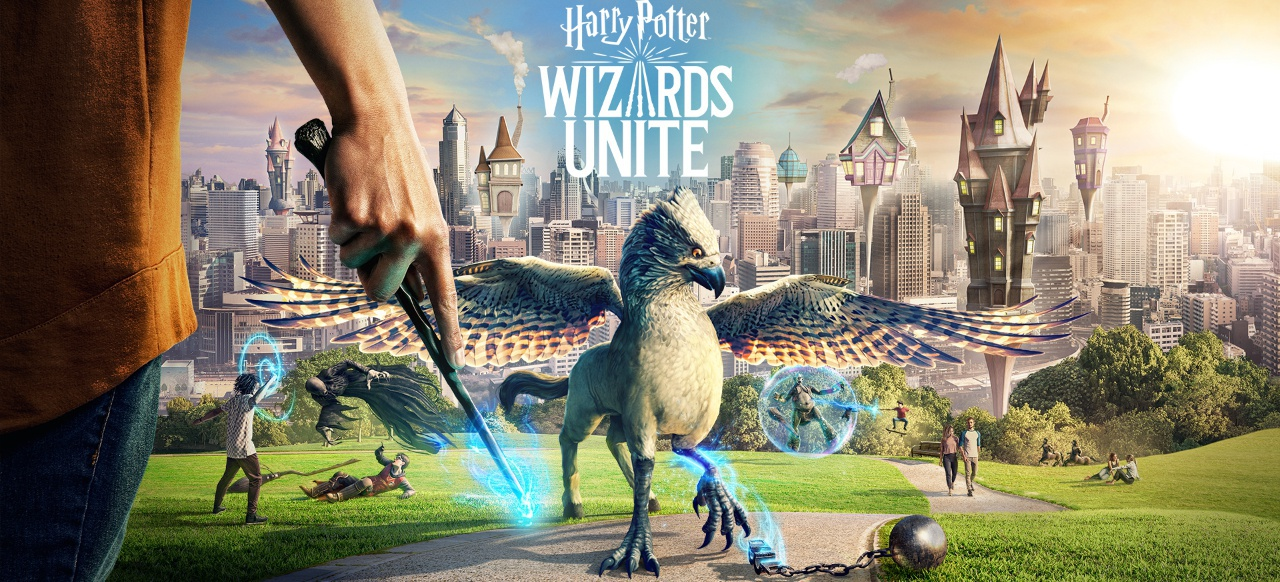 Harry Potter: Wizards Unite (Adventure) von Portkey Games