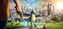 Harry Potter: Wizards Unite: Erster Vorgeschmack auf das mobile Augmented-Reality-Abenteuer