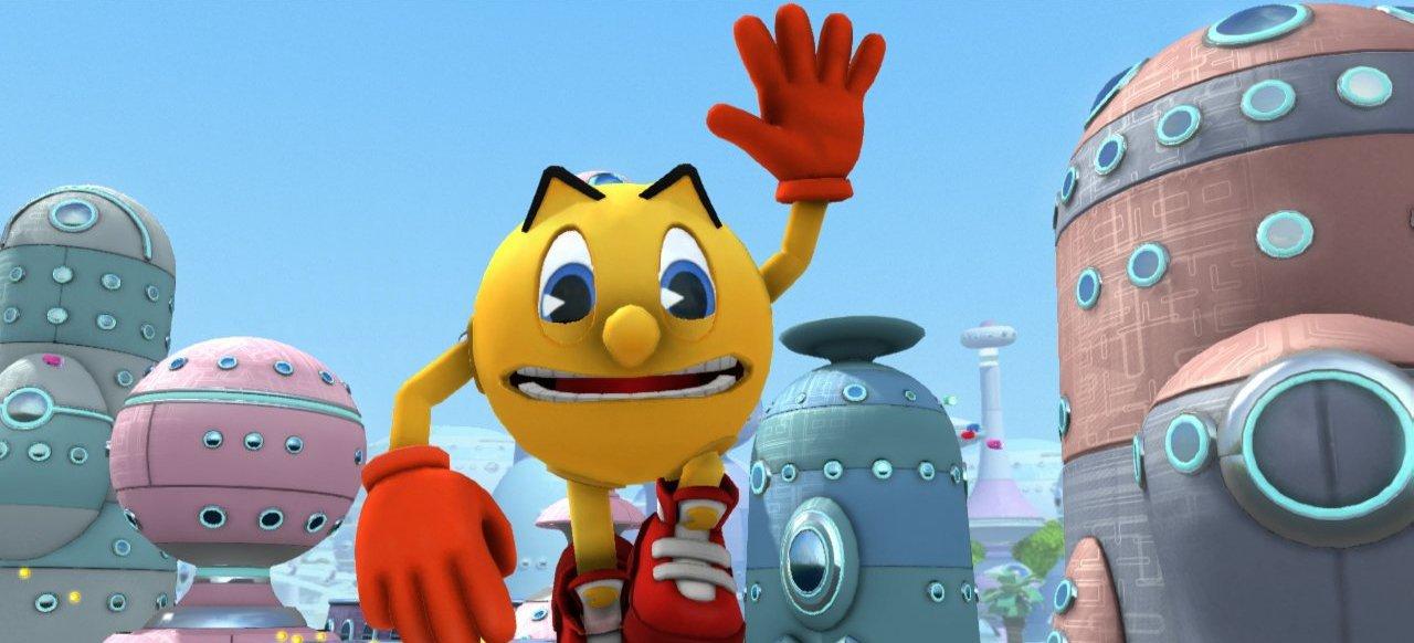 Pac-Man und die Geisterabenteuer (Action-Adventure) von Bandai Namco