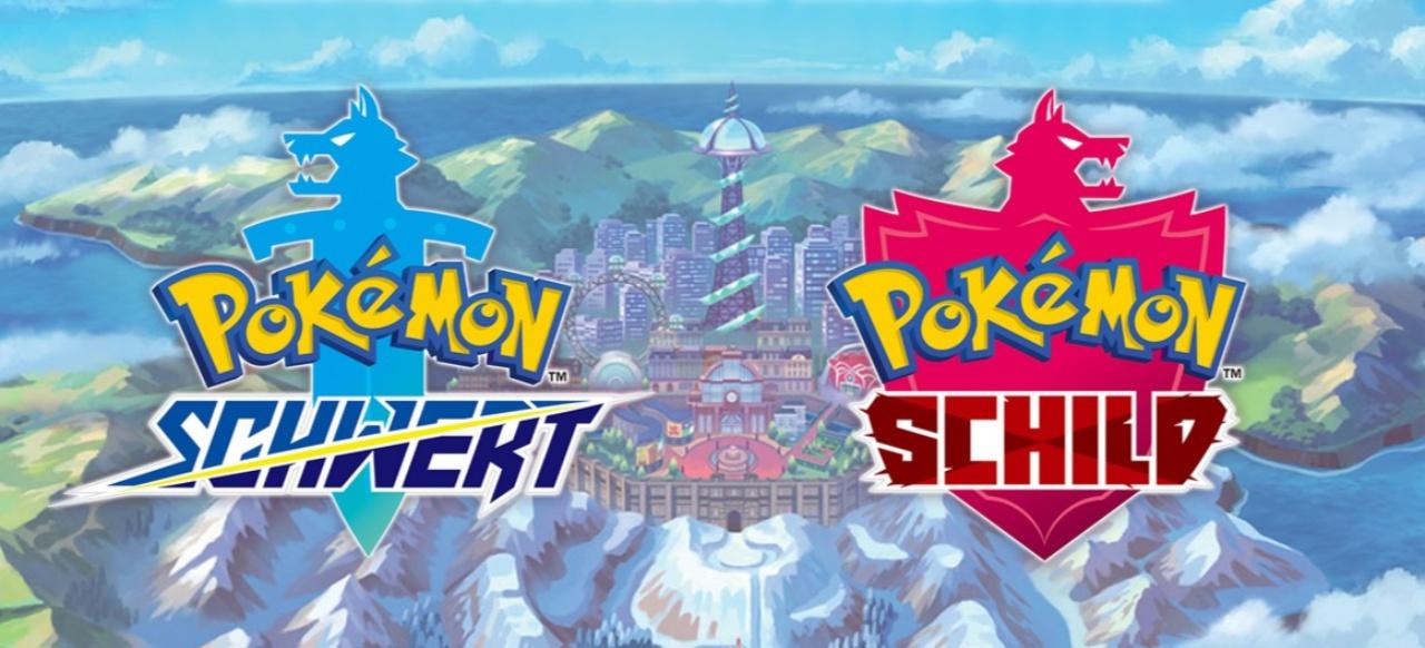 Pokémon Schwert & Schild (Rollenspiel) von Nintendo