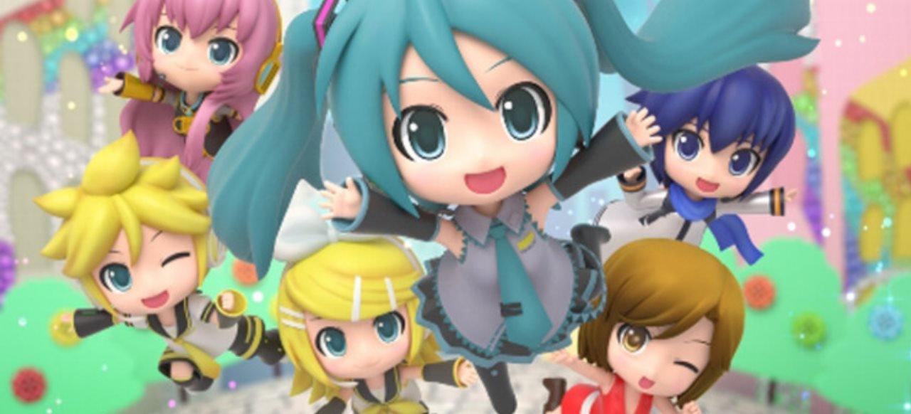 Hatsune Miku: Project Mirai DX (Geschicklichkeit) von SEGA