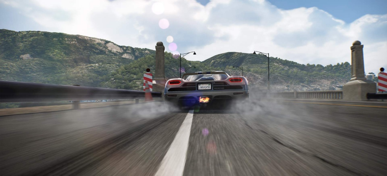 Need for Speed Hot Pursuit Remastered (Rennspiel) von Electronic Arts