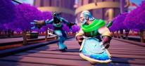 Effie: Klassisch-buntes Action-Adventure in 3D für PC und PS4 in Arbeit
