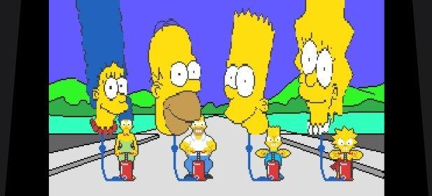 The Simpsons Arcade Game (Prügeln & Kämpfen) von Konami