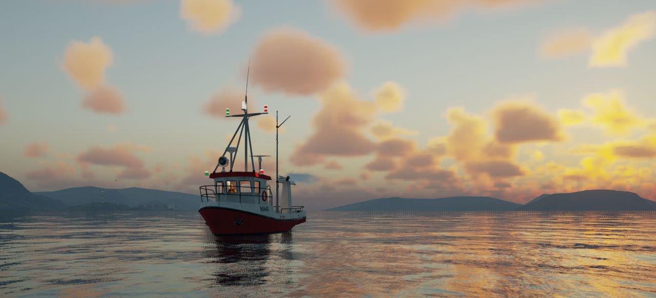 Fishing: Barents Sea (Simulation) von astragon Entertainment