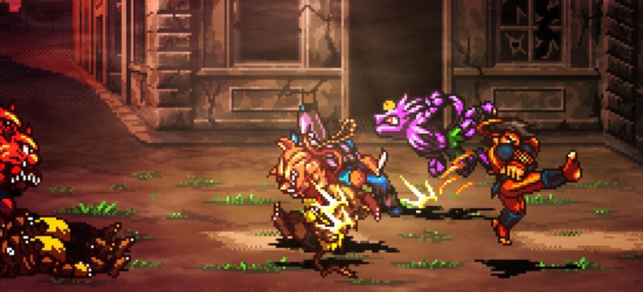 Fight'N Rage (Action) von Seba Games Dev / BlitWorks
