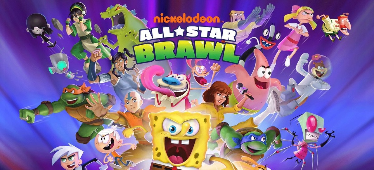 Nickelodeon All-Star Brawl (Prügeln & Kämpfen) von GameMill Entertainment