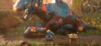 Blind Fate: Edo no Yami: Cyber-Samurai-Action der HyperParasite-Macher