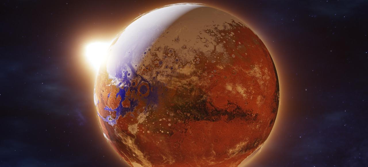 Surviving Mars: Green Planet (Taktik & Strategie) von Paradox Interactive