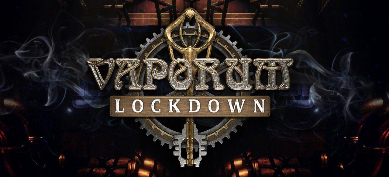 Vaporum: Lockdown (Rollenspiel) von Fatbot Games