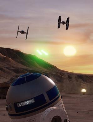 Alle Infos zu Star Wars: Trials on Tatooine (HTCVive,PC,VirtualReality)