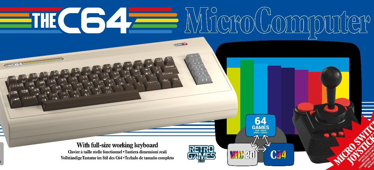 The C64 Fullsize (Hardware) von Koch Media