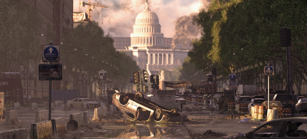 The Division 2 (Shooter) von Ubisoft