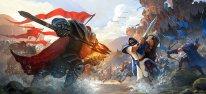 Albion Online: Queen-Update: Avalonier, Elite-Dungeons und Überarbeitung der Outlands