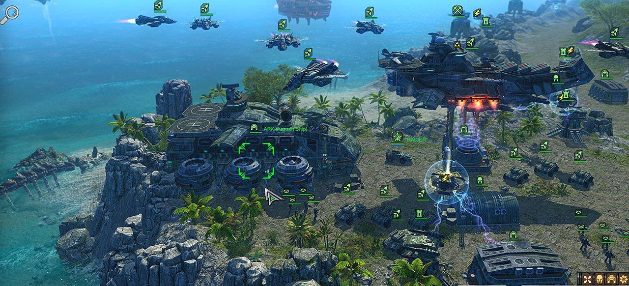 Warshift (Taktik & Strategie) von Nominia Ltd
