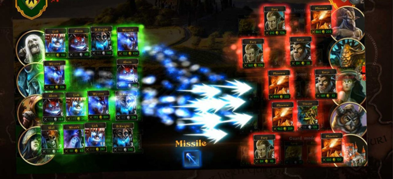 Legends of Callasia (Strategie) von Boomzap Entertainment
