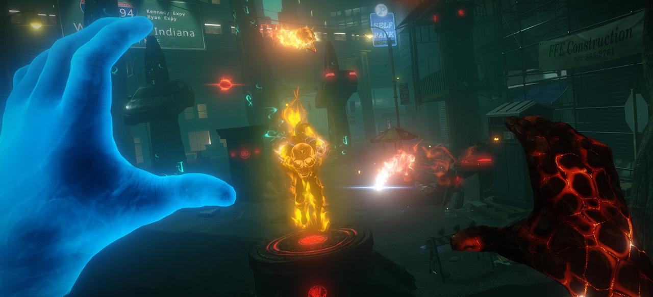 The Unspoken (Arcade-Action) von Oculus Studios