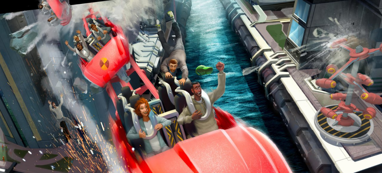 ScreamRide (Simulation) von Microsoft