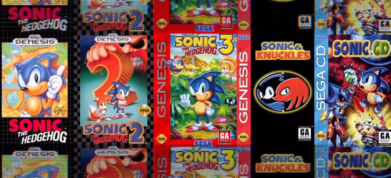 Sonic Origins (Plattformer) von Sega