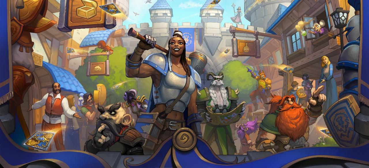 Hearthstone: Vereint in Stormwind (Taktik & Strategie) von Blizzard Entertainment