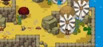 Ocean's Heart: Action-Rollenspiel im Pixelart-Stil für PC angekündigt