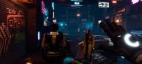 Lonn: Cyberpunk-Action-Adventure mit Schwert und Pistole erscheint 2020 für VR-Headets am PC