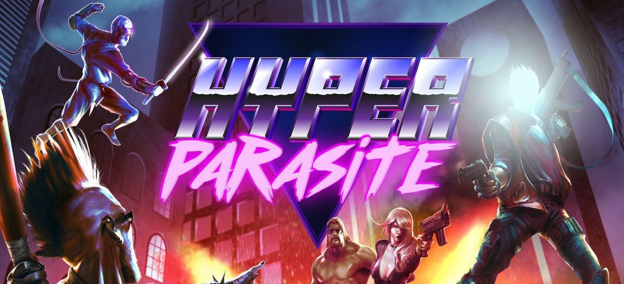 HyperParasite (Arcade-Action) von Troglobytes Games / Hound Picked Games / QubicGames /eastasiasoft
