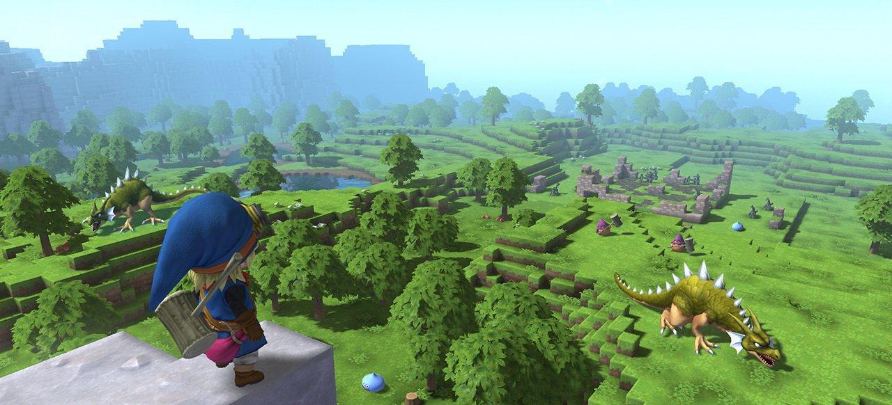 Dragon Quest Builders (Rollenspiel) von Square Enix