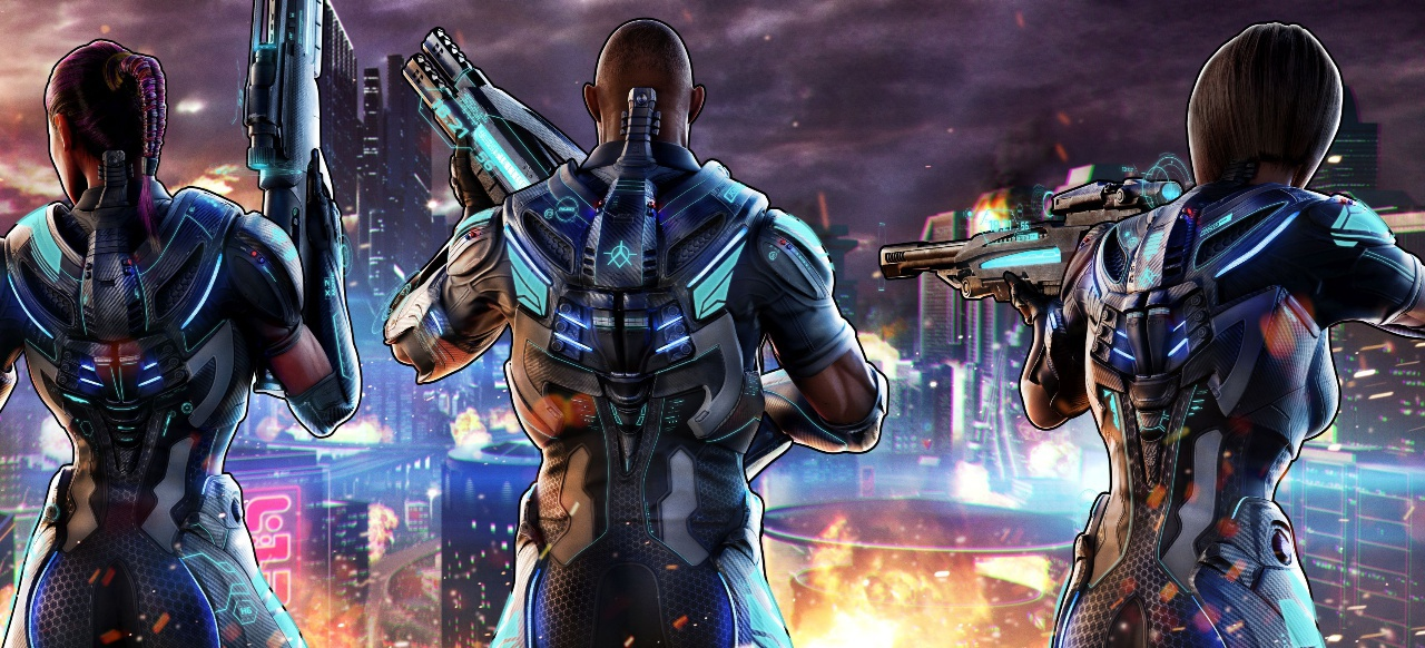 Crackdown 3 (Arcade-Action) von Microsoft