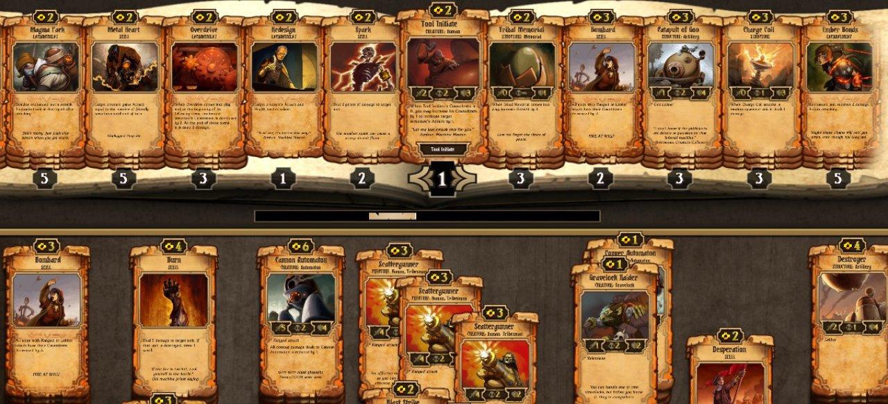 Scrolls (Taktik & Strategie) von