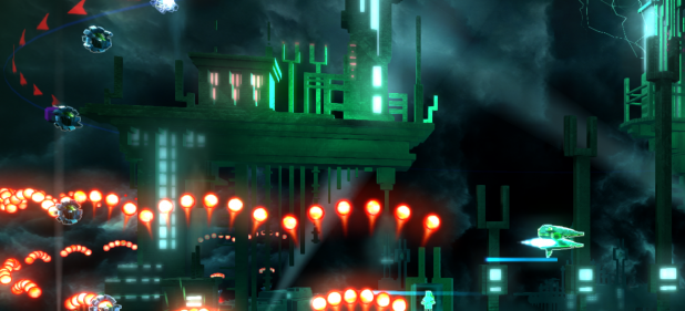 Resogun (Arcade-Action) von Sony