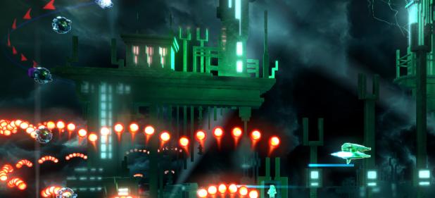 Resogun (Arcade-Action) von Sony