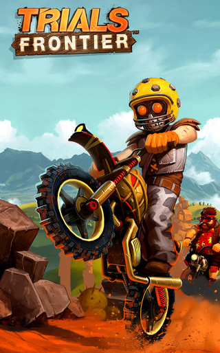 Alle Infos zu Trials Frontier (Android,iPad,iPhone)